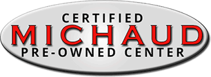 Michaud Certified Pre-Owned Center Logo