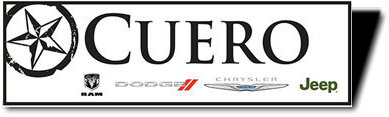 Cuero Dodge Chrysler Jeep Ram Logo