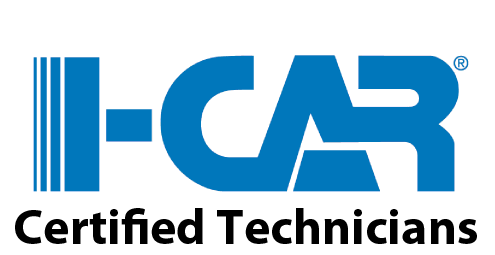 I-Car Certified Logo
