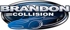 Brandon Collision Logo