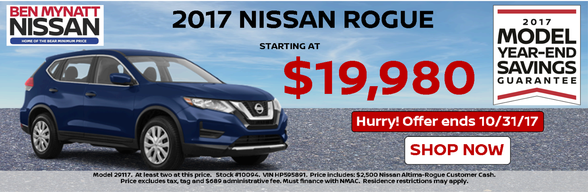 Ben mynatt nissan is your salisbury nc nissan dealer new used car sales auto repair parts