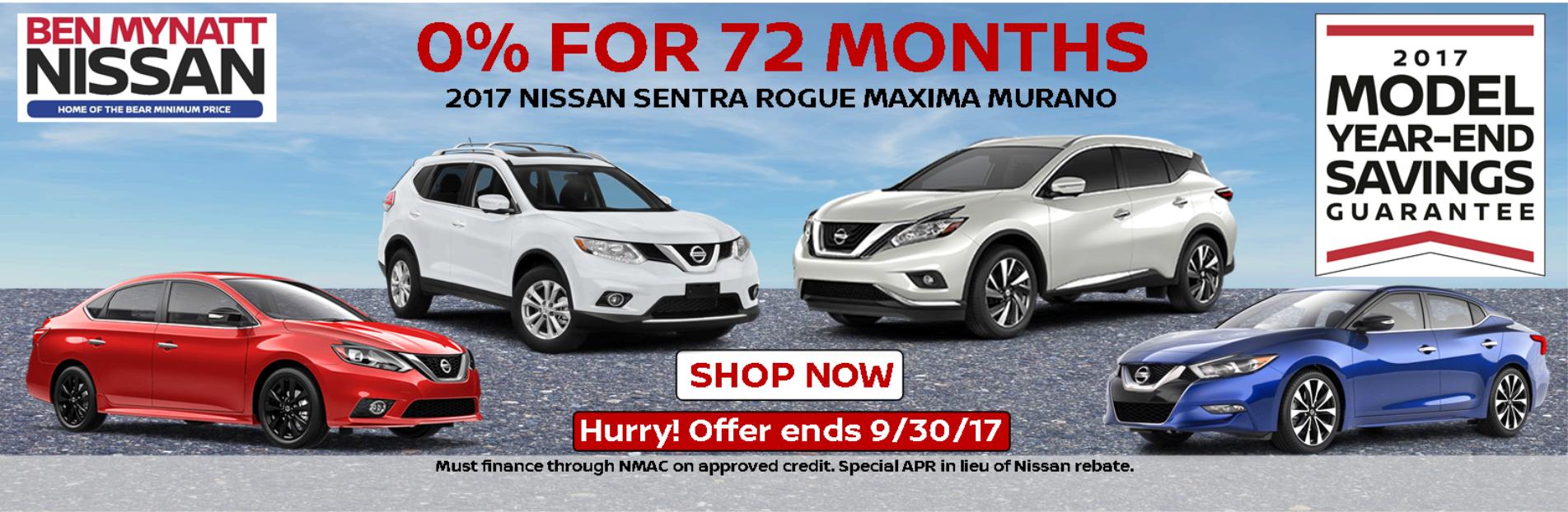 Ben Mynatt Salisbury >> Ben Mynatt Nissan Is Your Salisbury, NC Nissan Dealer | New & Used Car Sales, Auto Repair, Parts
