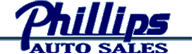 Phillips Auto Sales Logo
