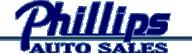 Phillips Auto Sales Logo
