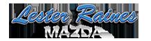 Lester Raines Mazda Logo