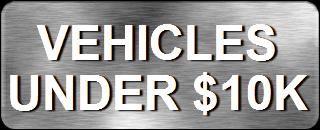 Vehicles Under $10k