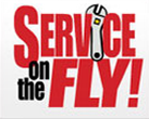 Service Fly Schedule Service