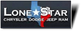 Lone Star Chrysler Dodge Jeep Ram Logo