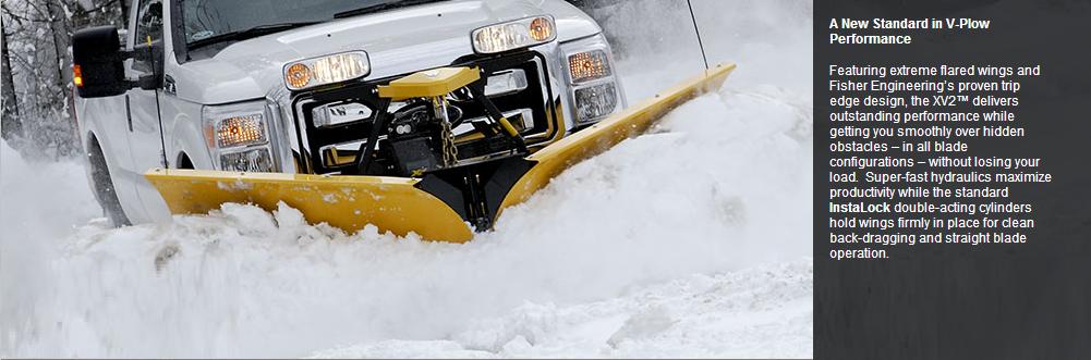 XV2 Snowplow
