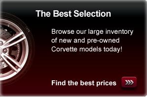 Best Corvette Selection
