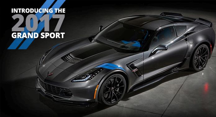 2017 Corvette Grand Sports For Sale