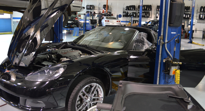 Corvette Repair and Service in Atlanta