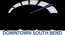 Gates Downtown South Bend Logo