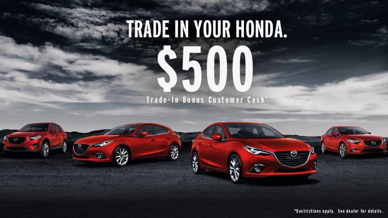 $500 Trade