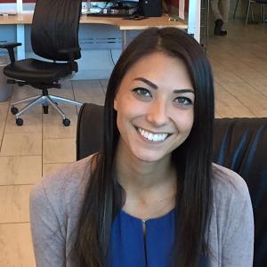 Katherine Kahler - Sales Receptionist