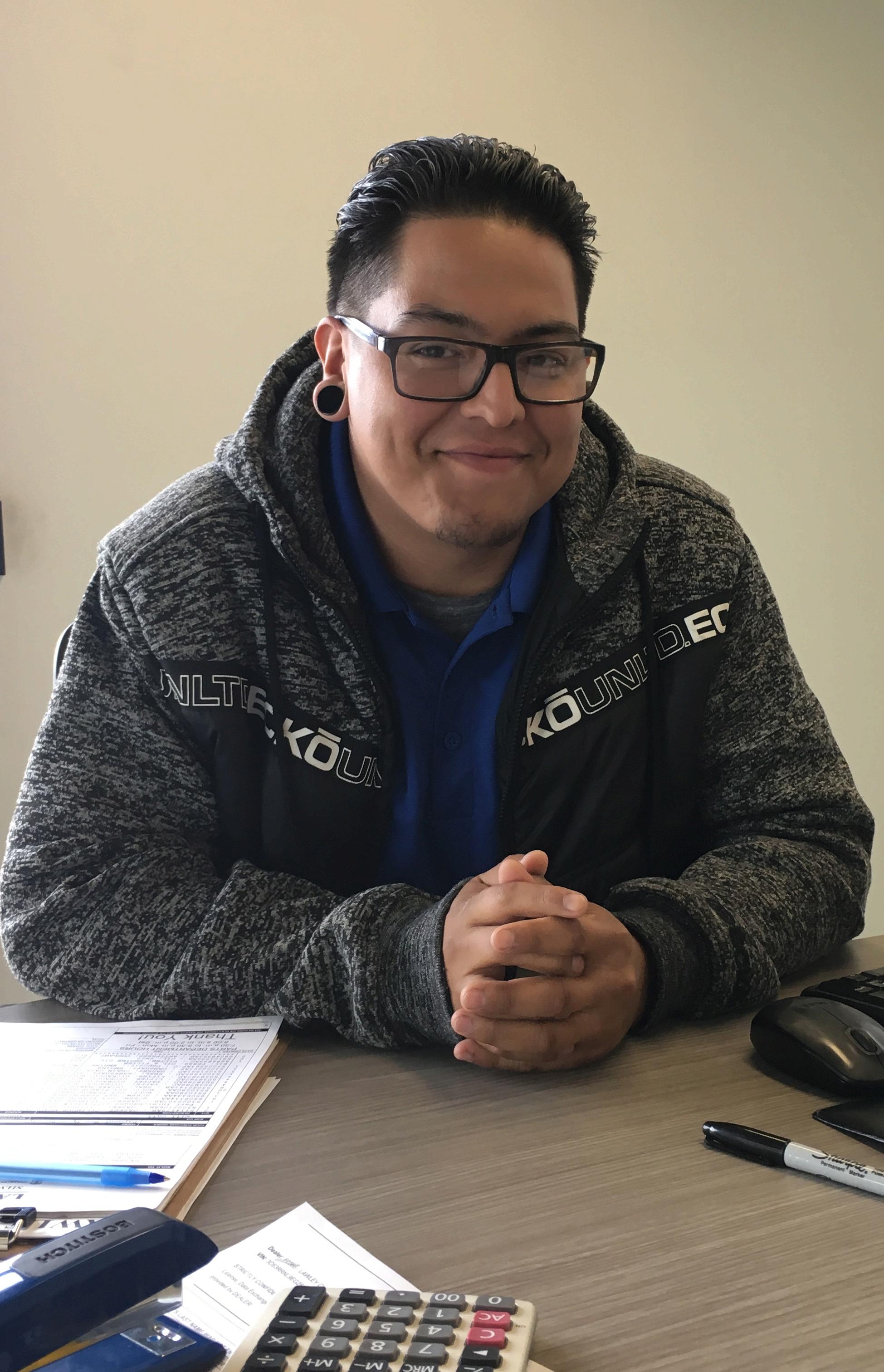 Cody Trujillo - Service Writer