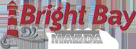 Bright Bay Mazda Logo