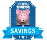 Official Sponsor of Savings
