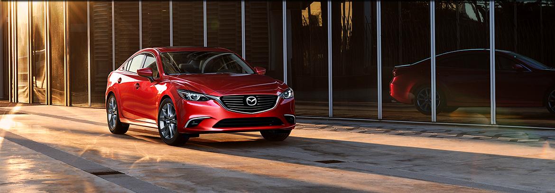 2016 Mazda Service Banner