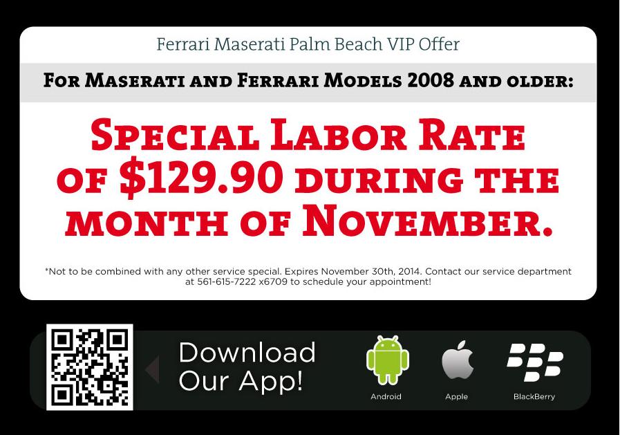 Ferrari Maserati Palm Beach Coffee and Cars