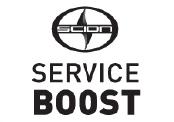 scion service boost logo