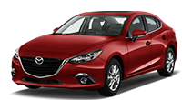2016 Mazda3 4 Door