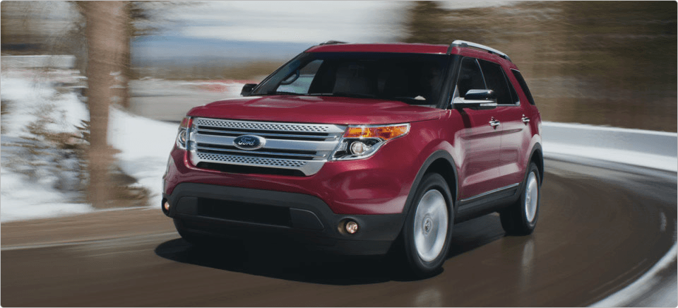 Payday Motors Ford Explorer