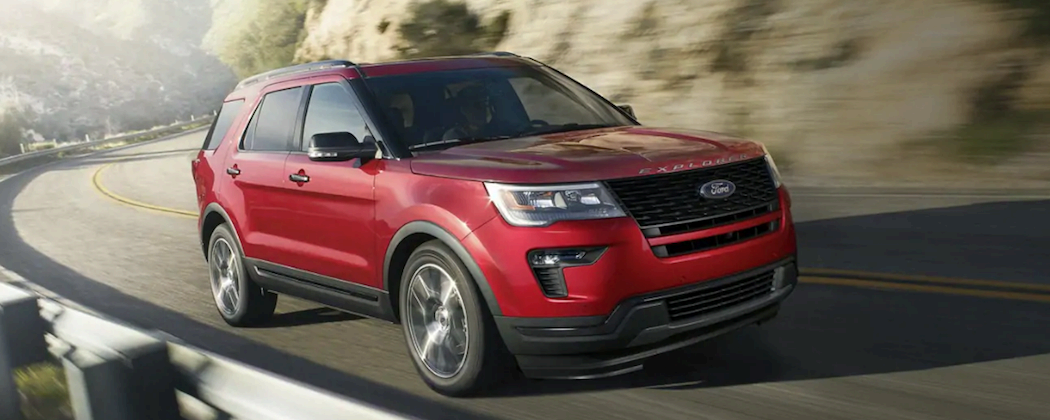 2019 Ford Explorer in West Burlington