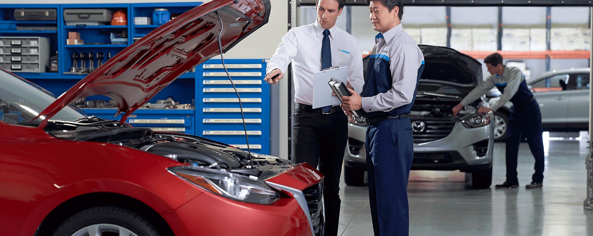 John Finger Mazda Parts and Service