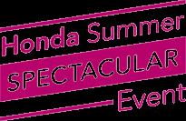 Honda Summer Spectacular